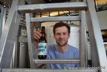 Zes jaar geleden begon Marius (24) thuis te brouwen, nu heeft hij een eigen bierfirma én een eigen biertje - Het Nieuwsblad