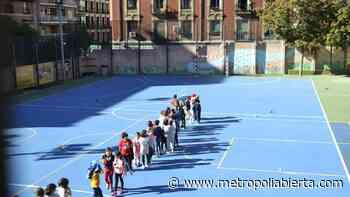 Los patios de los colegios, abiertos los fines de semana - Metropoliabierta.com