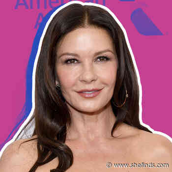 We're STILL Not Over The High-Slit Dress Catherine Zeta-Jones Wore On Instagram–She Hasn't Aged A Day! - SheFinds