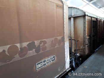 Rassemblement cheminot pour le train de primeurs Perpignan-Rungis - 94 Citoyens