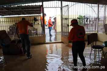 Obstrucción de alcantarillados provoca inundaciones en Juan Díaz - En Segundos