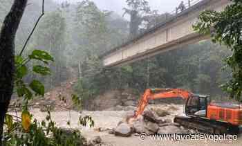 Puente Tienda El Mico en Sabanalarga, en riesgo de colapso - Noticias de casanare | La voz de yopal - La Voz De Yopal