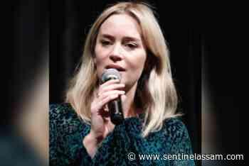Emily Blunts first kiss was horrible - Sentinelassam - The Sentinel Assam