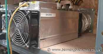 'Three nerds' linked to massive Bitcoin mine found in Sandwell warehouse - Birmingham Live