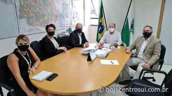 Sedu autoriza licitação de retroescavadeira para Irati | Hoje Centro Sul - Hoje Centro Sul