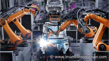 Ford Motor Company (F) Is the Top Stock in the Auto Manufacturers Industry? - InvestorsObserver