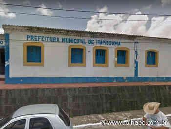 Com estoque 'preocupante' de oxigênio, Itapissuma alerta para avanço da Covid-19 - Folha de Pernambuco