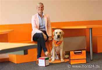 Zeven: Mit Hund Nuri soll Schule Spaß machen - Nord24