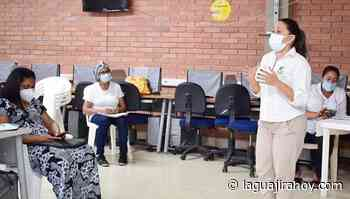 En Barrancas, secretaría de Salud socializa plan de vacunación contra covid-19 para docentes - La Guajira Hoy.com