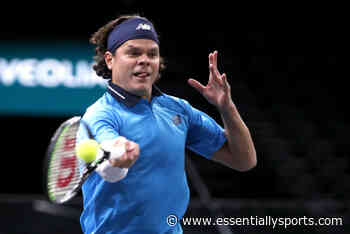 BIG BLOW! Milos Raonic Encounters a Major Setback Before Beginning French Open 2021 campaign - EssentiallySports