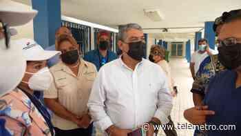 Ministro Sucre se refiere a vacunación con AstraZeneca en Bocas del Toro - Telemetro