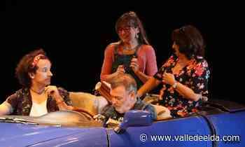 """""""Blablacoche"""" de Pablo Carbonell realizó en el Teatro Castelar un viaje sobre la sociedad española - Valle de Elda"""