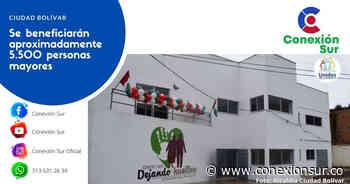 En Ciudad Bolívar entregaron oficialmente el Centro Vida 'Dejando huellas' - ConexionSur