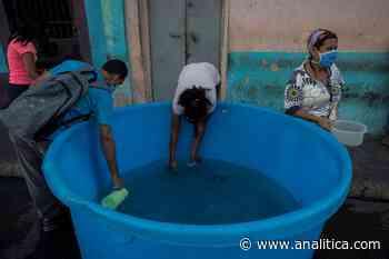 OVSP: Ciudad Bolívar, Punto Fijo y Maracaibo son las urbes con mayor deficiencia de agua - Analítica.com