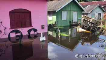 Rio Amazonas segue estagnado há seis dias em Itacoatiara (AM) - G1