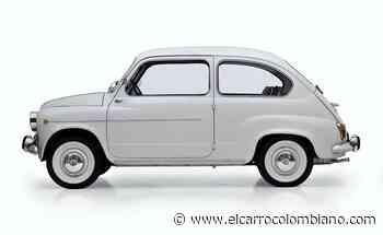 """""""Más grande por dentro"""" (1966): el encanto italiano del Fiat 600 y sus gemelos - El Carro Colombiano"""