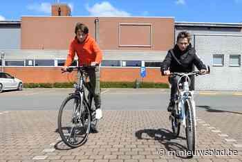 Jeugdkampioenschap surplacen: Zo traag mogelijk vijf meter fietsen - Het Nieuwsblad