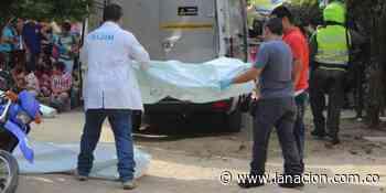 De cinco disparos fue asesinado un hombre en Pitalito • La Nación - La Nación.com.co