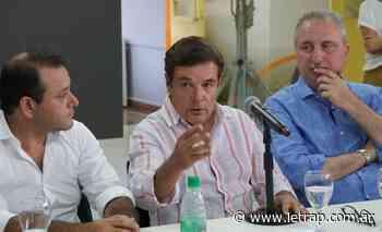 Carlos Rovira, jefe del misionerismo que es aliado y verdugo de Fernández - Letra P