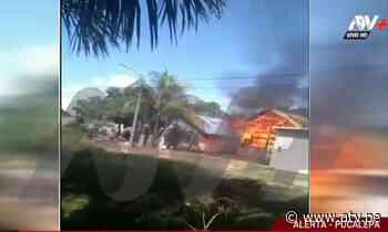 Pucallpa: Joven con habilidades especiales muere durante incendio - ATV.pe