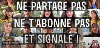 Cagnes-sur-Mer. Le lycée Renoir primé pour une vidéo contre le harcèlement initiée par les élèves - actu.fr