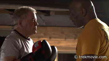 William Shatner Gets Punched By Mike Tyson For Ad Pitch; Endorses K-Pop Star Trek Takeover - TrekMovie