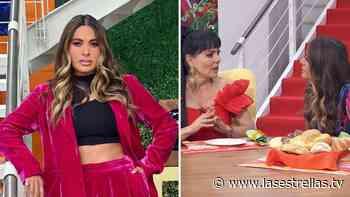 """Galilea Montijo queda impactada con la energía y figura de Maribel Guardia: """"No eres es una mujer normal"""" - Las Estrellas TV"""