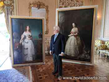 El Palacio de Liria pone en valor a Eugenia de Montijo - Revista de Arte - Logopress