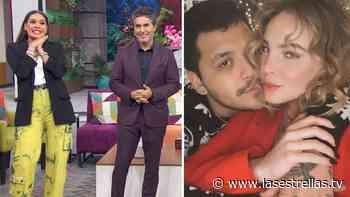Galilea Montijo se pone 'celosa' del anillo de compromiso de Belinda y le manda mensaje a su esposo - Las Estrellas TV