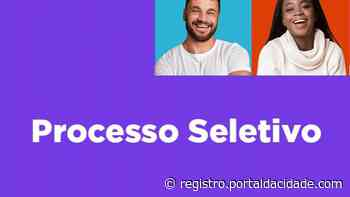 Oportunidade Cajati realiza processo seletivo para técnico de Enfermagem 06/06/2021 às 22h - Adilson Cabral