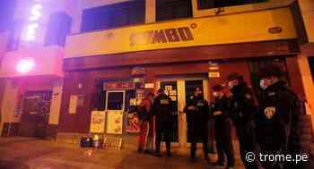 Los Olivos: Intervienen a adolescente mientras robaba licores en Tambo - Diario Trome