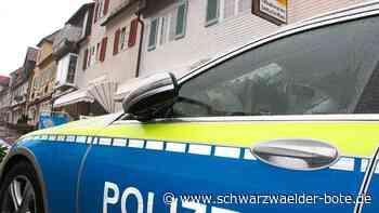 Nach Schlägerei in Gaggenau - Polizei nimmt 33-Jährigen in Baiersbronner Hotel fest - Schwarzwälder Bote