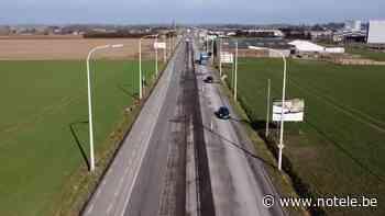 Le chantier de la RN50 à Pecq a pris du retard : les délais d'exécution des travaux sont prolongés - Notélé