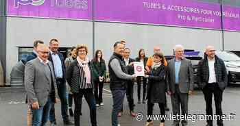 À Kersaint-Plabennec, PG Tubes désignée « entreprise de l'année » lors des Trophées des entreprises du Celia - Le Télégramme