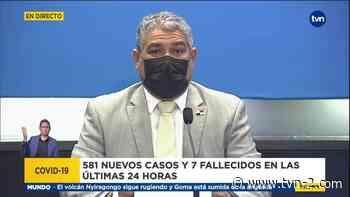 Extienden toque de queda a todos los distritos de Coclé - TVN Noticias