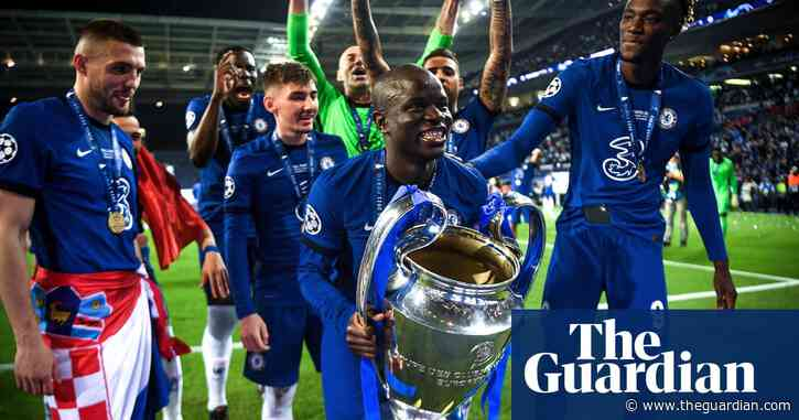 N'Golo Kanté: the one-man midfield who conquered Europe for Chelsea   Barney Ronay
