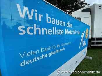 Bad Driburg erreicht Quorum für Glasfaser - Radio Hochstift