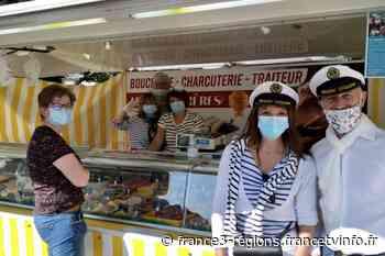 Dans l'Oise, le marché de Hermes fête les mères, mers et maires - France 3 Régions