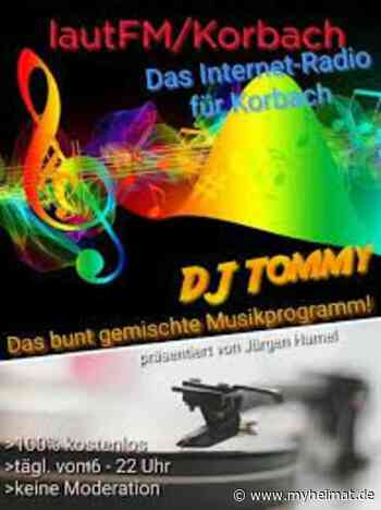 Empfangsdaten vom Internetradio Laut FM Korbach! - Korbach - myheimat.de