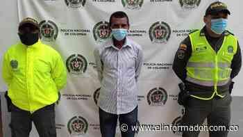 Capturan en Pivijay a un hombre por abusar de una menor de edad - El Informador - Santa Marta