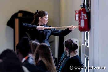 La Plume et le fusil Lycée Maximilien Perret mardi 4 mai 2021 - Unidivers
