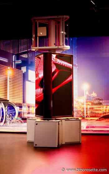 Le smart tower nascono nel Calzavara Labs di Basiliano - btb ore sette - btboresette