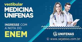 Inscreva-se no vestibular da MED UNIFENAS para o campus Alfenas - sejabixo!