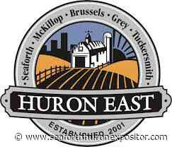 Bradley McRoberts named new CAO of Huron East - Seaforth Huron Expositor