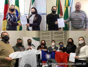 Vereadores de Sapiranga e Nova Hartz anunciam recursos de deputados - Jornal Repercussão