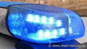 Bei Polizeikontrolle in Idar-Oberstein erwischt: Minderjähriger Autofahrer versucht, zu Fuß zu flüchten - Rhein-Zeitung