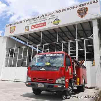 Bomberos de Dosquebradas (Risaralda) denunciaron agresiones por parte del Esmad - RCN Radio
