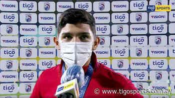 Julio Enciso, campeón con Libertad - Tigo Sports