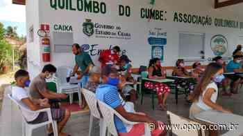 Justiça determina que comunidade quilombola de Aracati seja vacinada contra a Covid-19 - O POVO