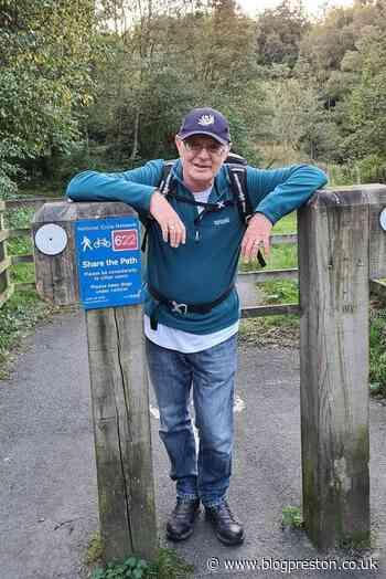 67-year-old Fulwood man's 90km challenge for Rosemere Cancer Foundation - Blog Preston